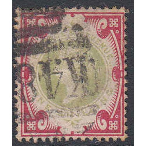 Great Britain #126 Used