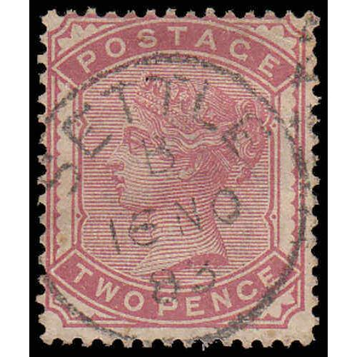 Great Britain #81 Used