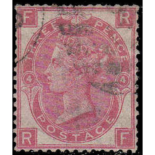 Great Britain #49 Used