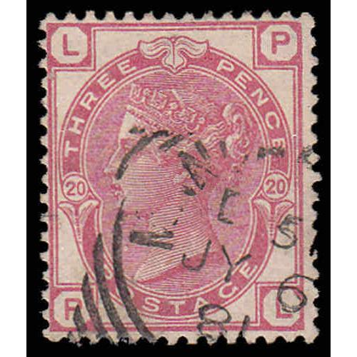 Great Britain #61 Used